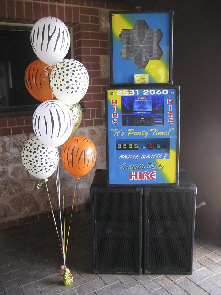 Jukebox for hire